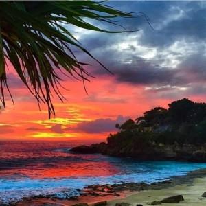 Sunsets Nusa Lembongan