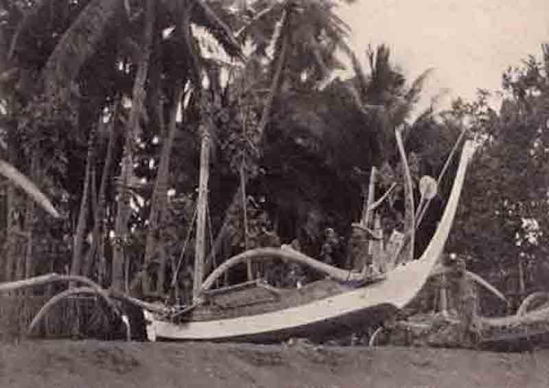 History Nusa Lembongan