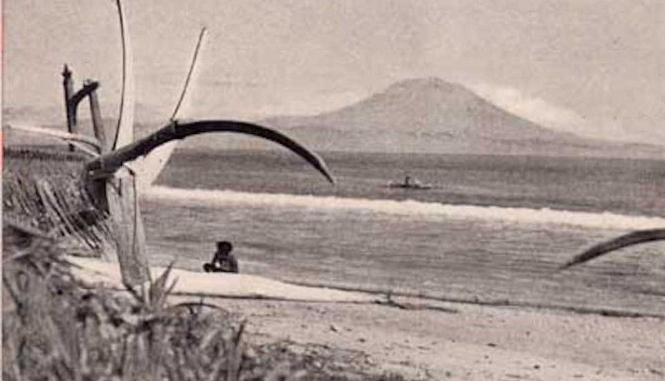 Exploring Noesa (Nusa) Lembongan and Penida in the 1930's